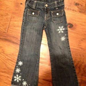 Gymboree girls jeans